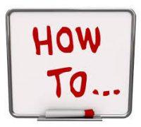 บทความ How to