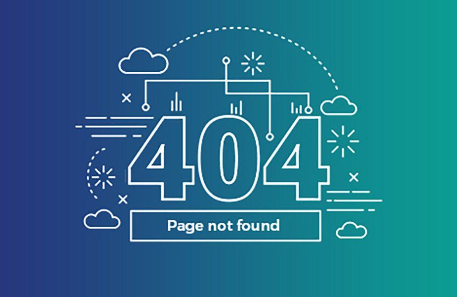 การแก้ปัญหา 404 Page Not Found