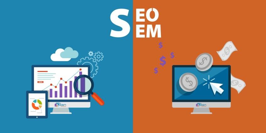 SEO และ SEM เป็นเทคนิคการตลาดออนไลน์